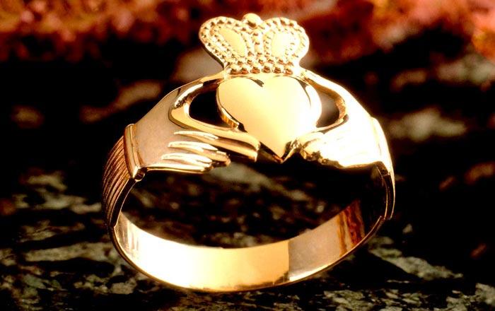перстень кладда