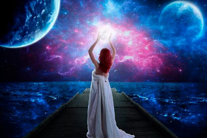 ритуал на луну