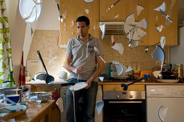 ссора на кухне