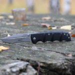нож на дороге