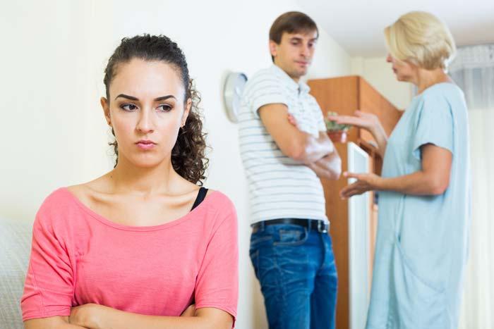 ссоры в доме