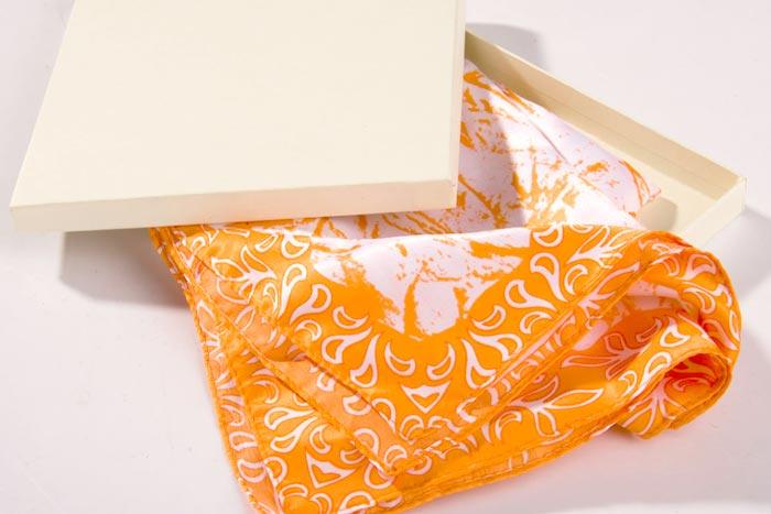 подарочный платок