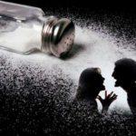 рассыпалась соль к ссоре