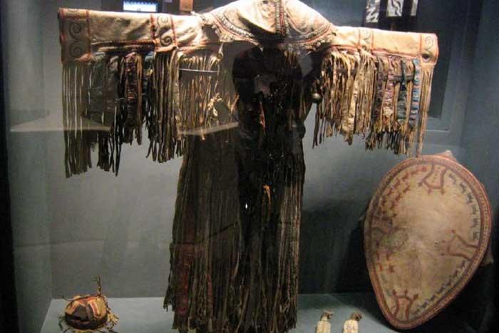 плащ шамана